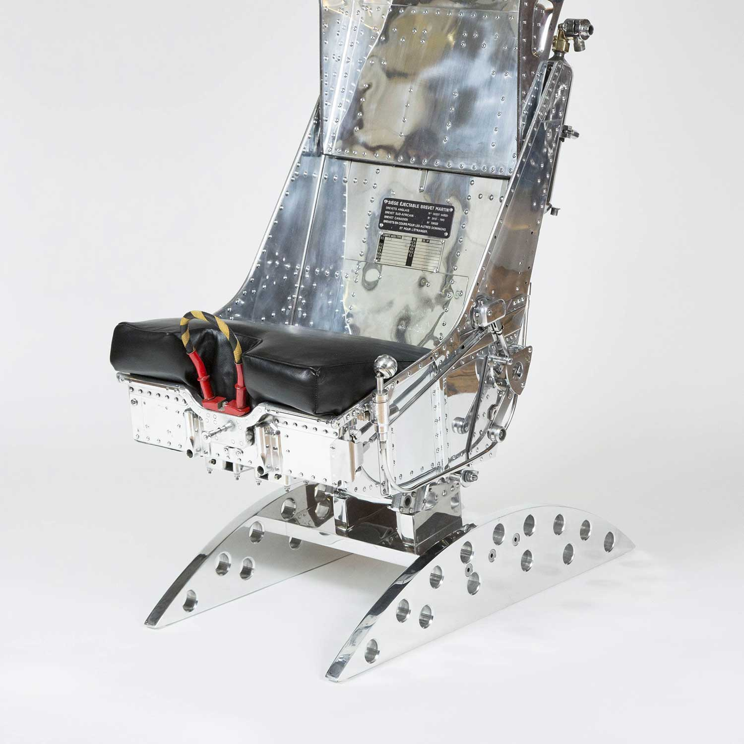 ALPHA JET EJECTION SEAT