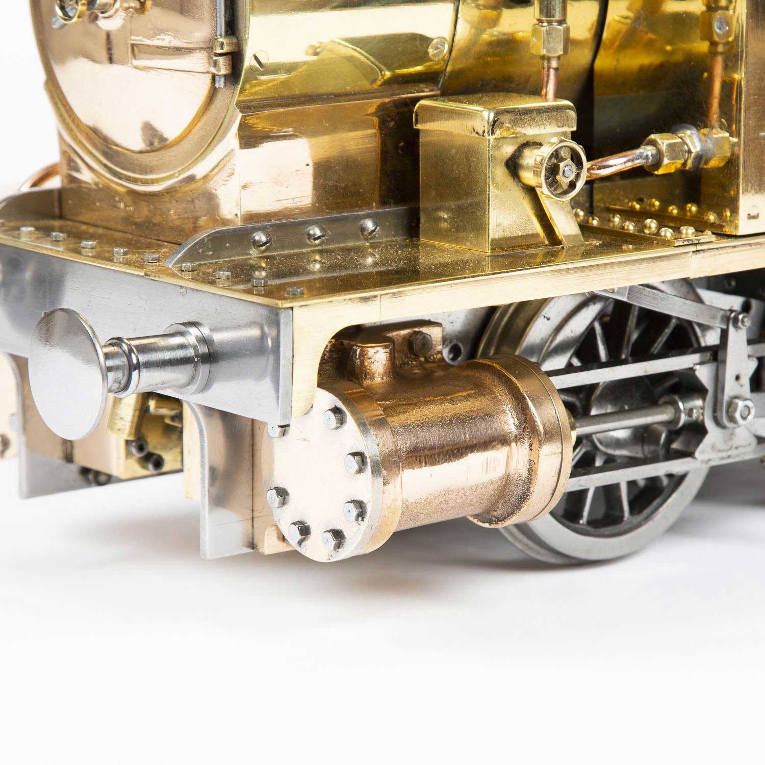 ROB ROY LOCOMOTIVE MODEL